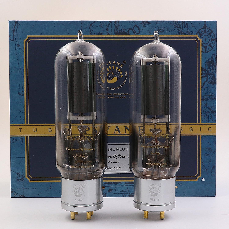 2 tubos de vacío PSVANE de última liberación WE845-PLUS ...