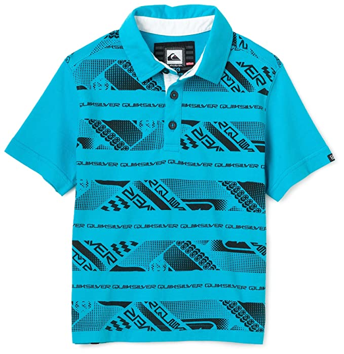 dafc136aceae2 Quiksilver Little Boys  Night Moves Polo