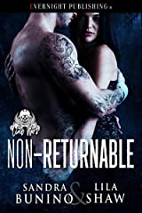 Non-Returnable (Club Wars Book 1) Kindle Edition