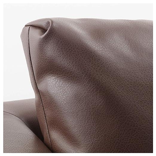 Amazon.com: IKEA.. 792.217.01 - Sillón Koarp, color marrón ...
