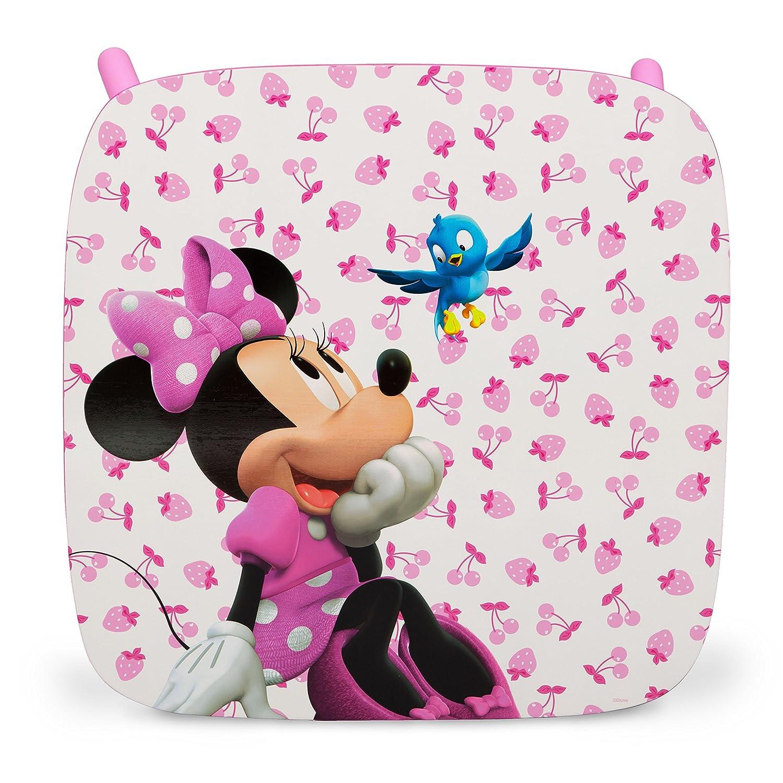 Disney Set Tavolo con 2 sedie per bambini Minnie Mouse