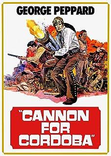 Book Cover: Cannon For Cordoba