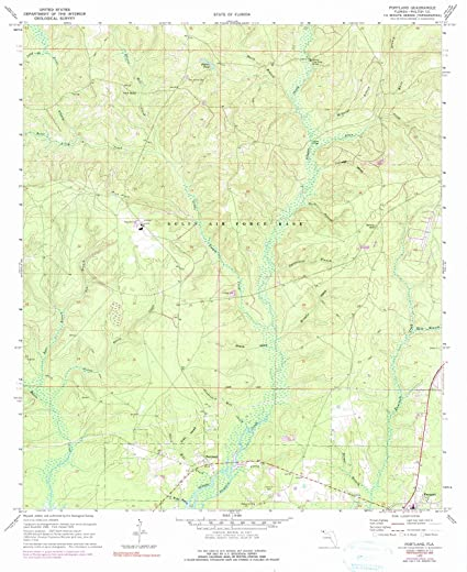 Parkland Florida Map.Amazon Com Florida Maps 1970 Parkland Fl Usgs Historical