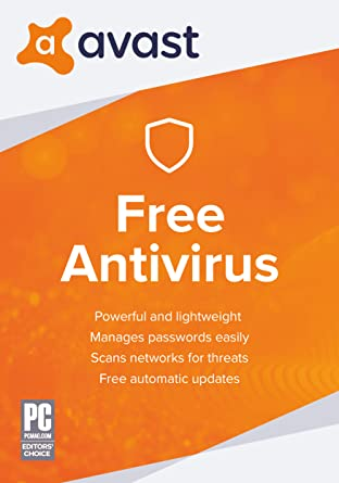 Avast Free Antivirus 2018 Download Amazoncouk Software