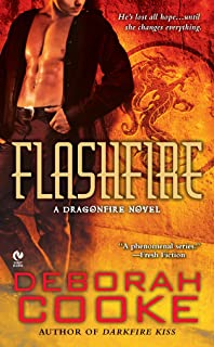 Kiss of Fury (Dragonfire, Book 2)