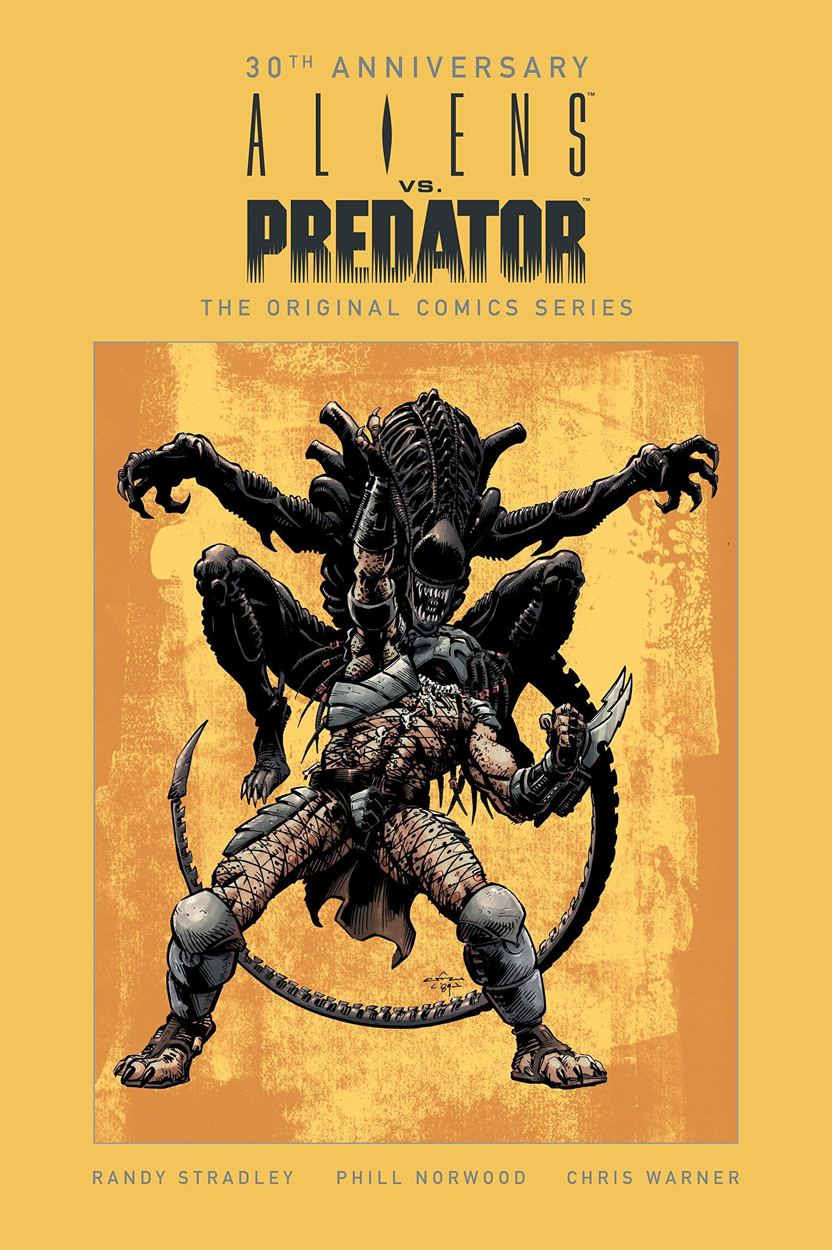 Aliens vs. Predator: The Original Comics Series (30th ...