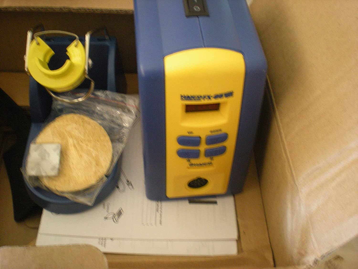 Image of Home Improvements Hakko Soldering Station, FX-951-66