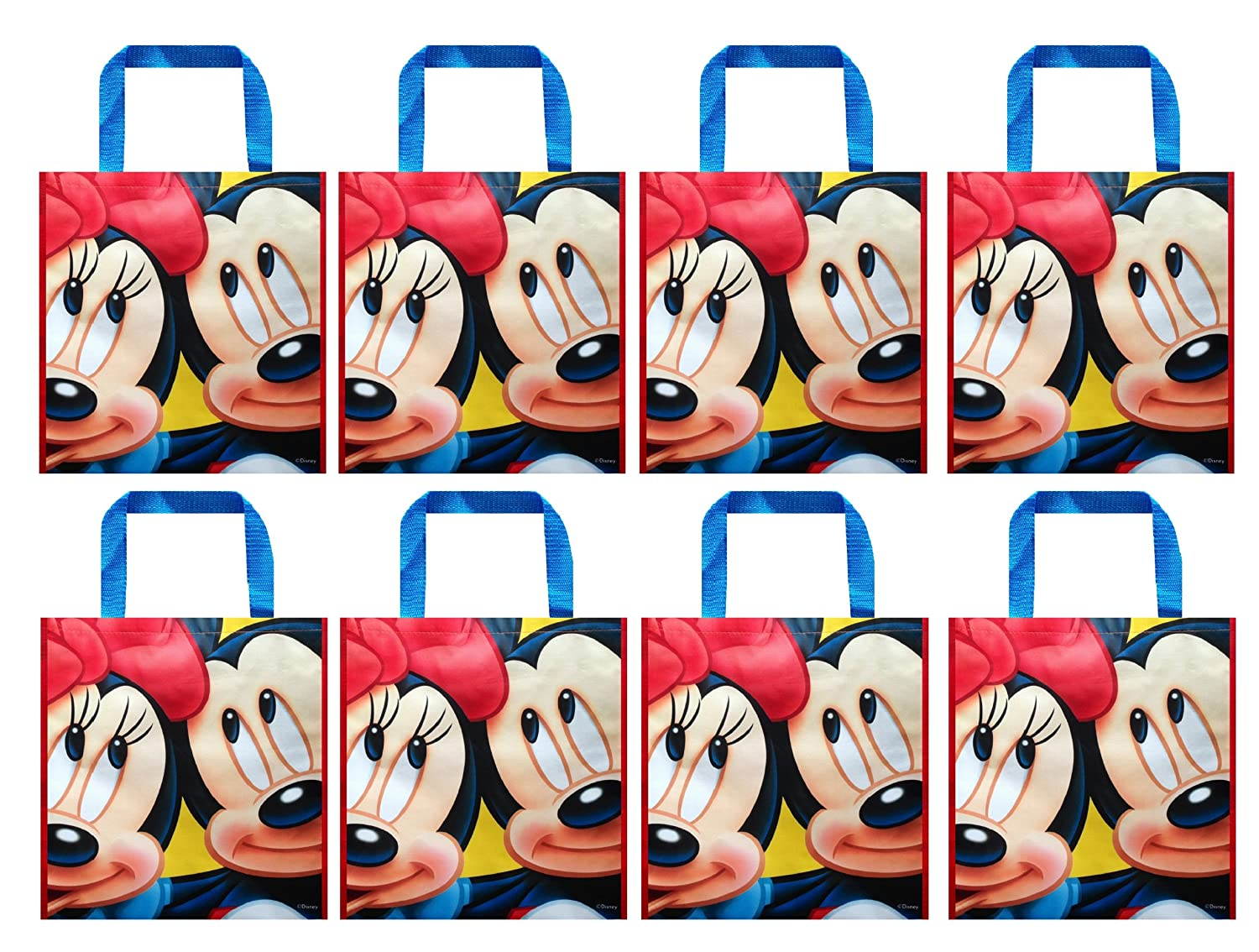 1 Minnie and Mickey All Purpose Large Tote Bag