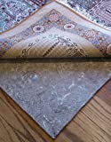 """5'x8' Rug Pads for Less Super Premium (TM) Dense 100% Felt Jute 1/3"""" Thick Rug Pad for Hard Floors and Exclusive Rug Pads for Less(TM) Custom Cutting"""
