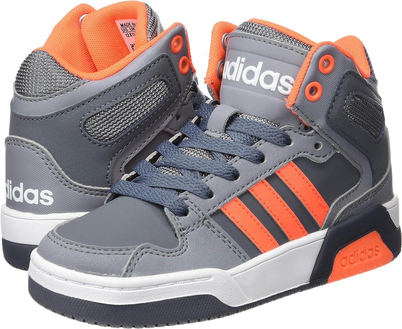 adidas – BB9TIS Mid K – Chaussures Sportives baloncestopara