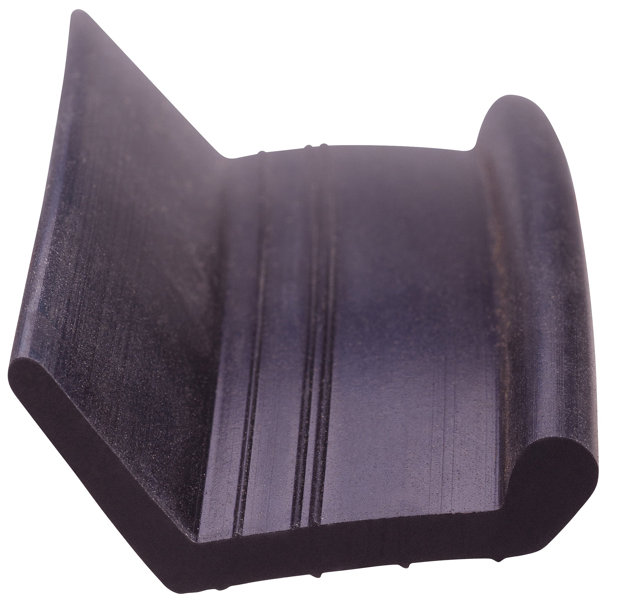 Professional Heavy Duty Wood Door Bottom Rubber. Includes AOD Retail Lubricant.