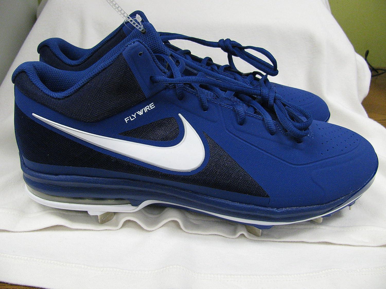 Metal Baseball Cleats NAVY BLUE