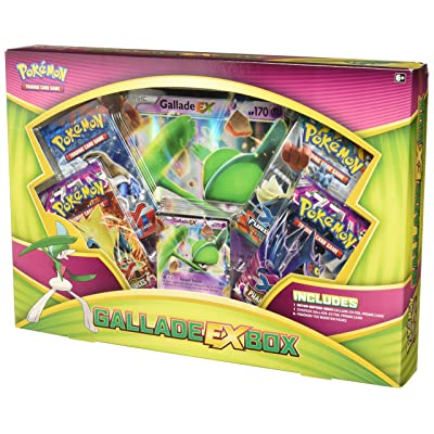 —Pokemon TCG: Gallade EX Box Card Game: Toys & Games