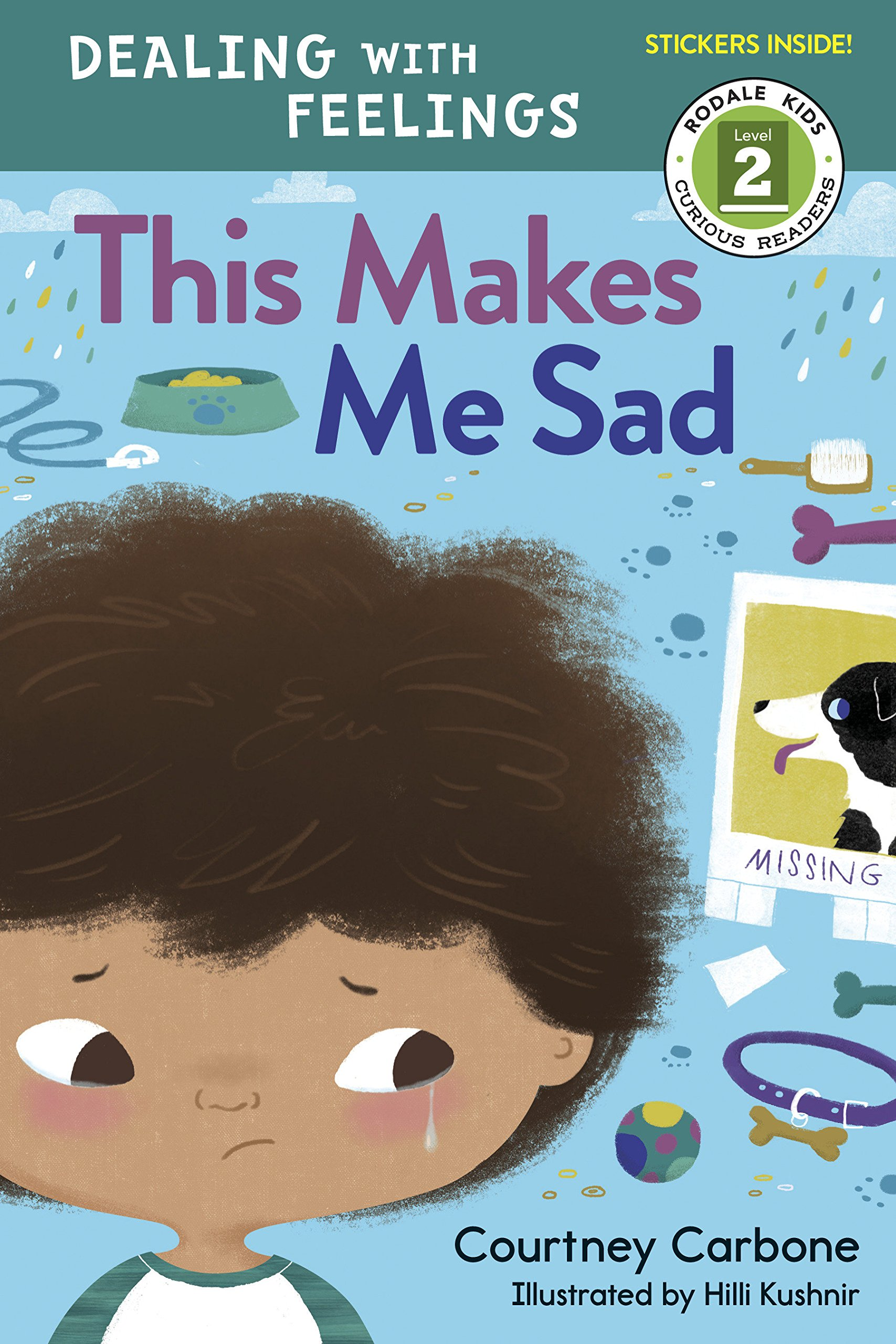 Read Online This Makes Me Sad (Rodale Kids Curious Readers/Level 2) ebook