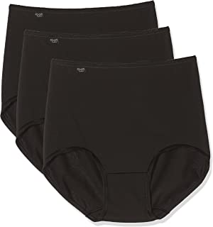c97a57acd9 Sloggi Maxi Women s Brief 4 Pair Pack  Amazon.co.uk  Clothing