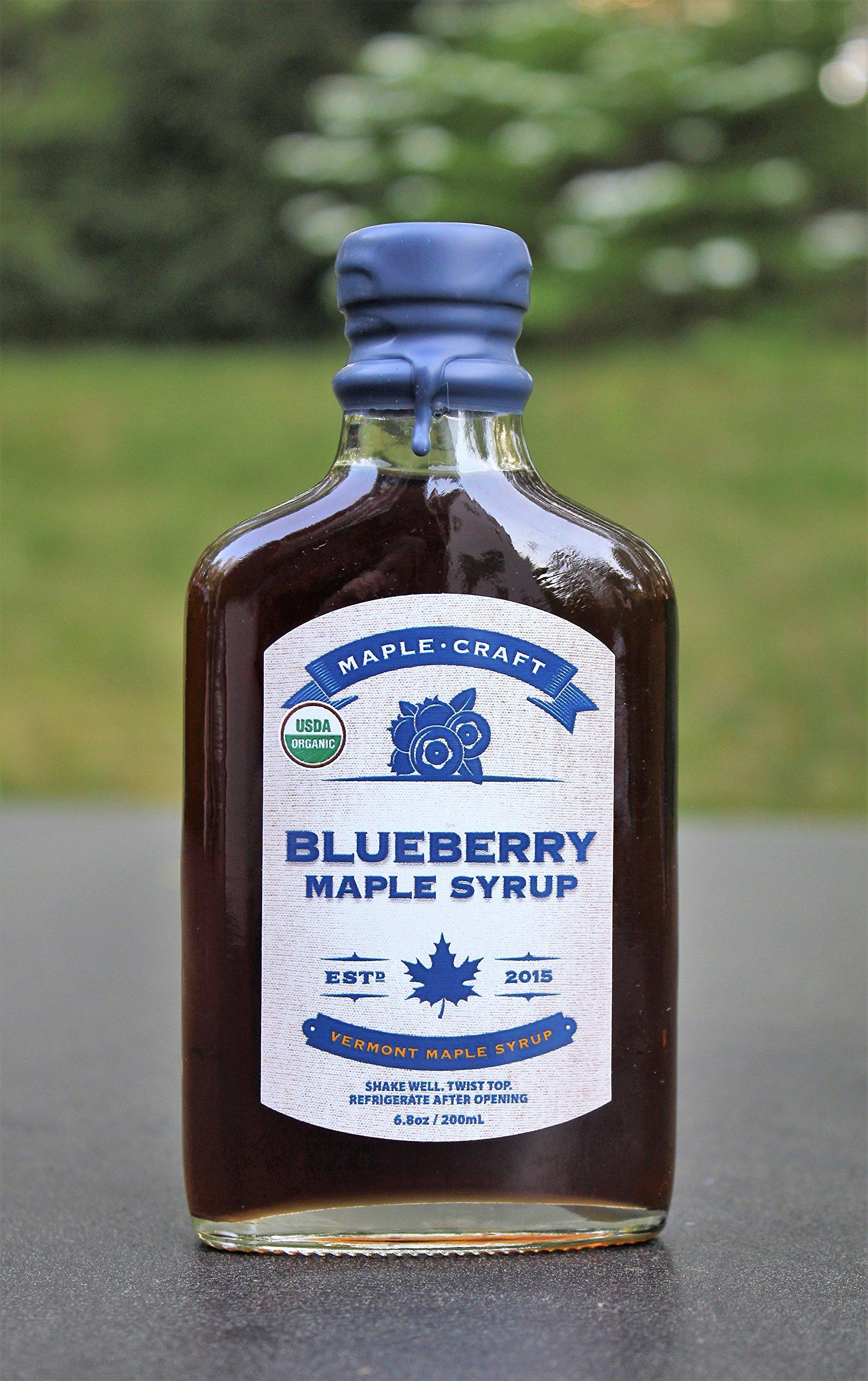 Maple Craft Syrup - Organic Blueberry, 200mL