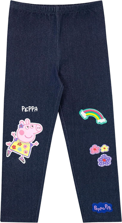 Peppa Pig Maglietta e Leggings per Ragazze
