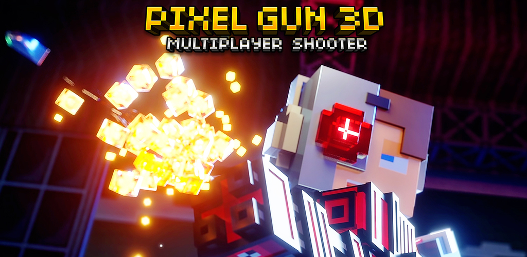 Pixel Gun 3D (Pocket Edition) - multiplayer shooter with