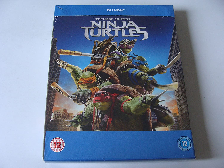 Teenage Mutant Ninja Turtles : Blu-Ray Limited Edition ...