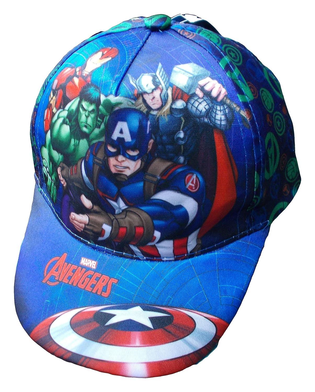 Sombrero del Verano DE LOS Vengadores Avengers Marvel Super ...