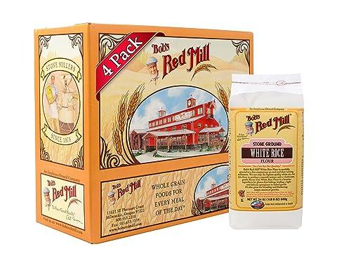 Bob's Red Mill - Stone Ground White Rice Flour