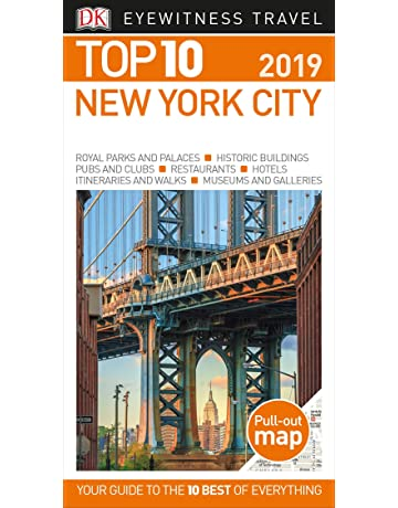 Top 10 New York City: 2019 (DK Eyewitness Travel Guide)