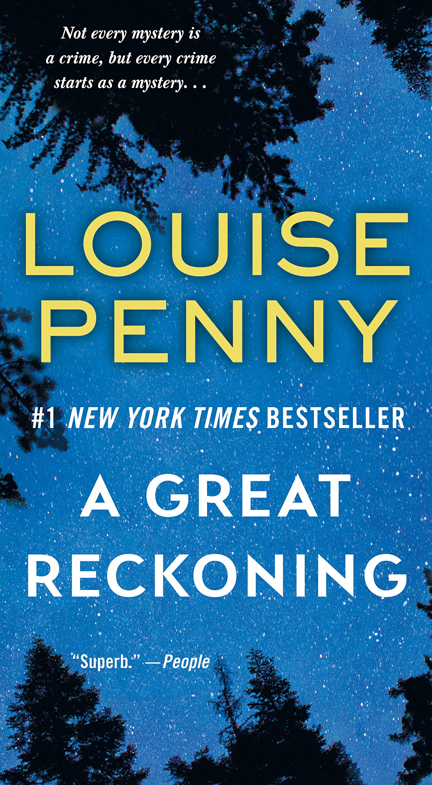 A Great Reckoning (Anglais) Poche – 2 mai 2017 Louise Penny MacMillan Publishers 1250130743 Mystery/Suspense