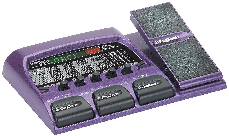 Amazon.com: DigiTech Vocal 300 Vocal Multi-Effects Processor: Musical  Instruments