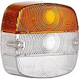 Uno Minda 6503-615 Tail Light Lens for TAFE T-245