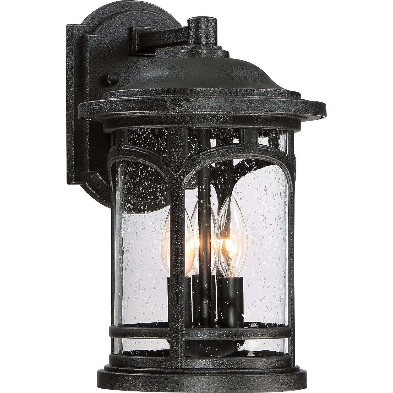 Quoizel MBH8409K Marblehead Outdoor Lantern by Quoizel B00YD524F2