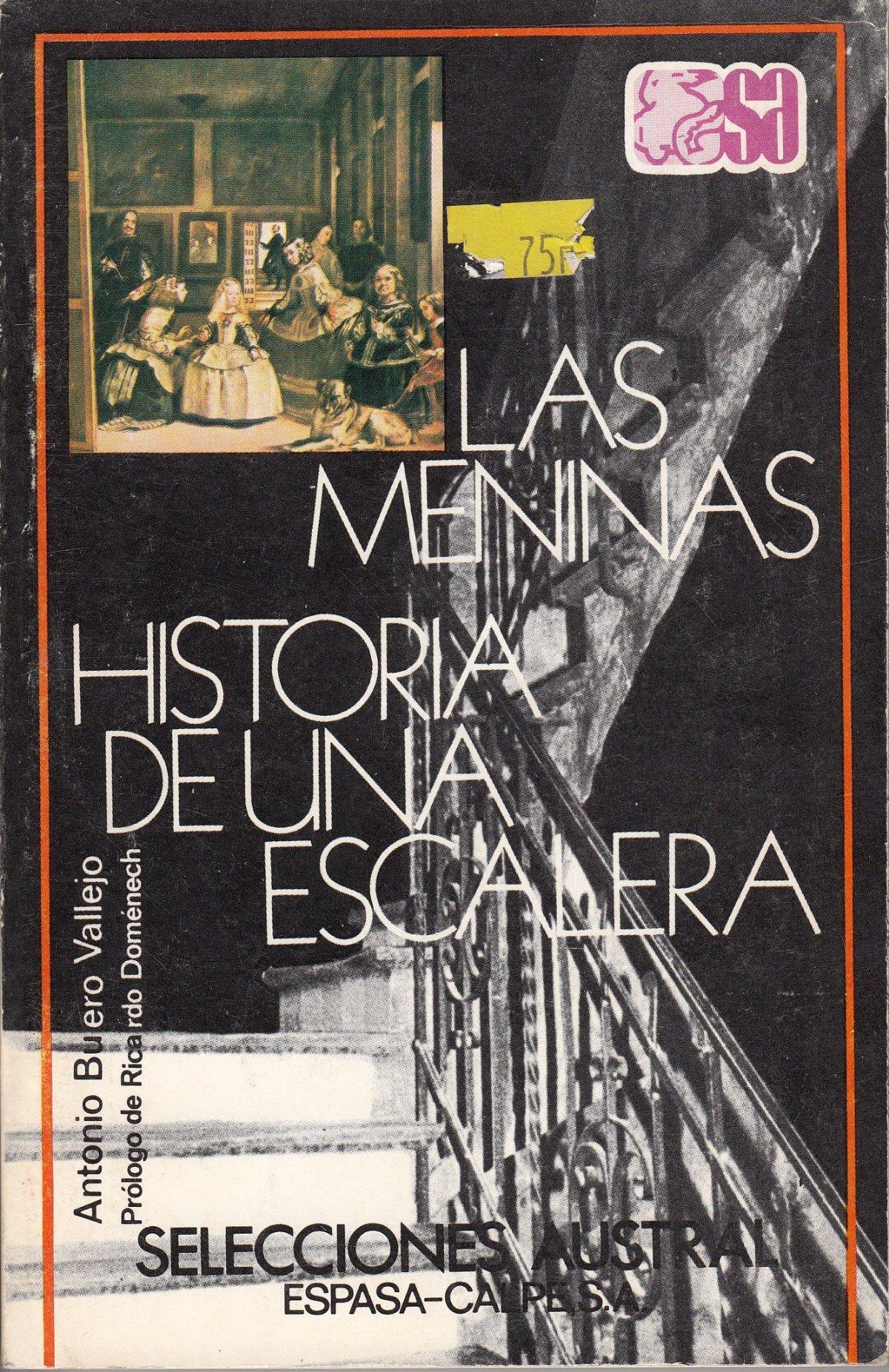 Historia De UNA Escalera. Las Meninas: Amazon.es: Buero Vallejo, Antonio: Libros