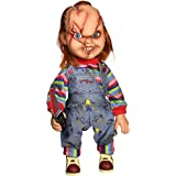 Chucky 15-Inch Scarred Doll with Sound (Multi-Colour)