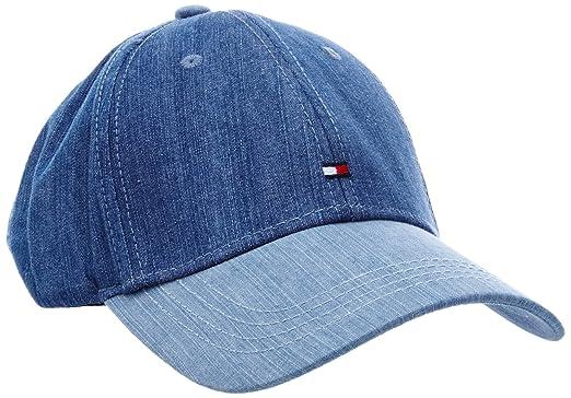 d6f0f0f0 Tommy Hilfiger Women's Denim Baseball Cap Blue (Vintage Indigo) One Size