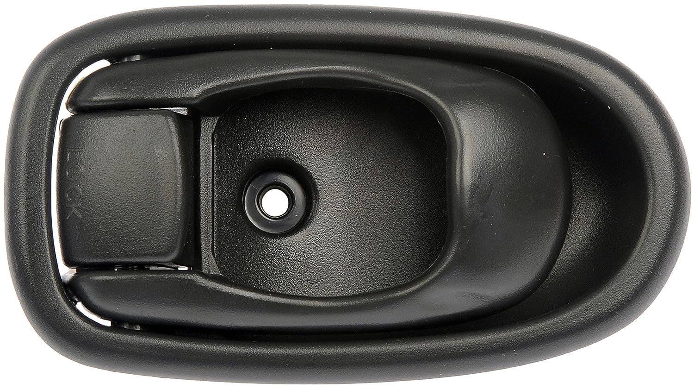 Dorman 80882 HELP HELP Front//Rear Driver Side Interior Door Handle Dorman