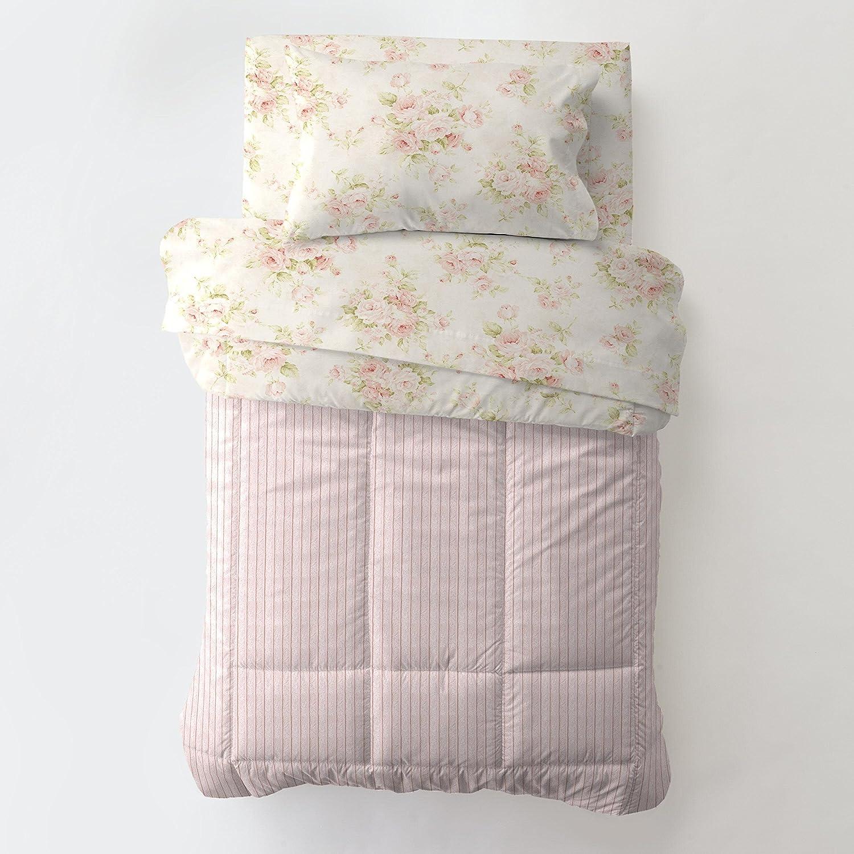 Carousel Designs Shabby Chenille Toddler Bed Comforter