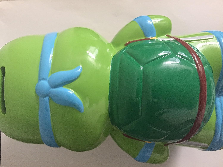 Amazoncom Teenage Mutant Ninja Turtles Leonardo Ceramic Piggy Bank