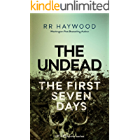 The Undead. The First Seven Days (The Undead series Book 1) book cover