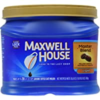 Maxwell House Master Blend Ground Coffee (26.8 Ounce)