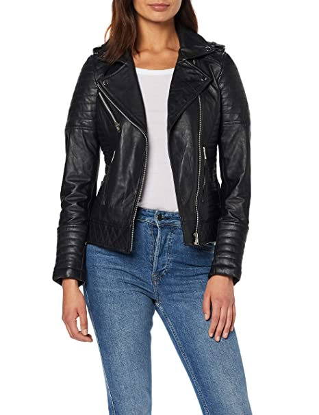 Urban Leather Michelle Leren, Chaqueta Fashion para Mujer ...