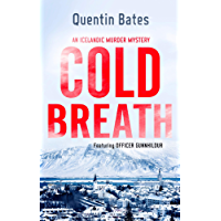 Cold Breath (Gunnhildur Mystery Book 7)