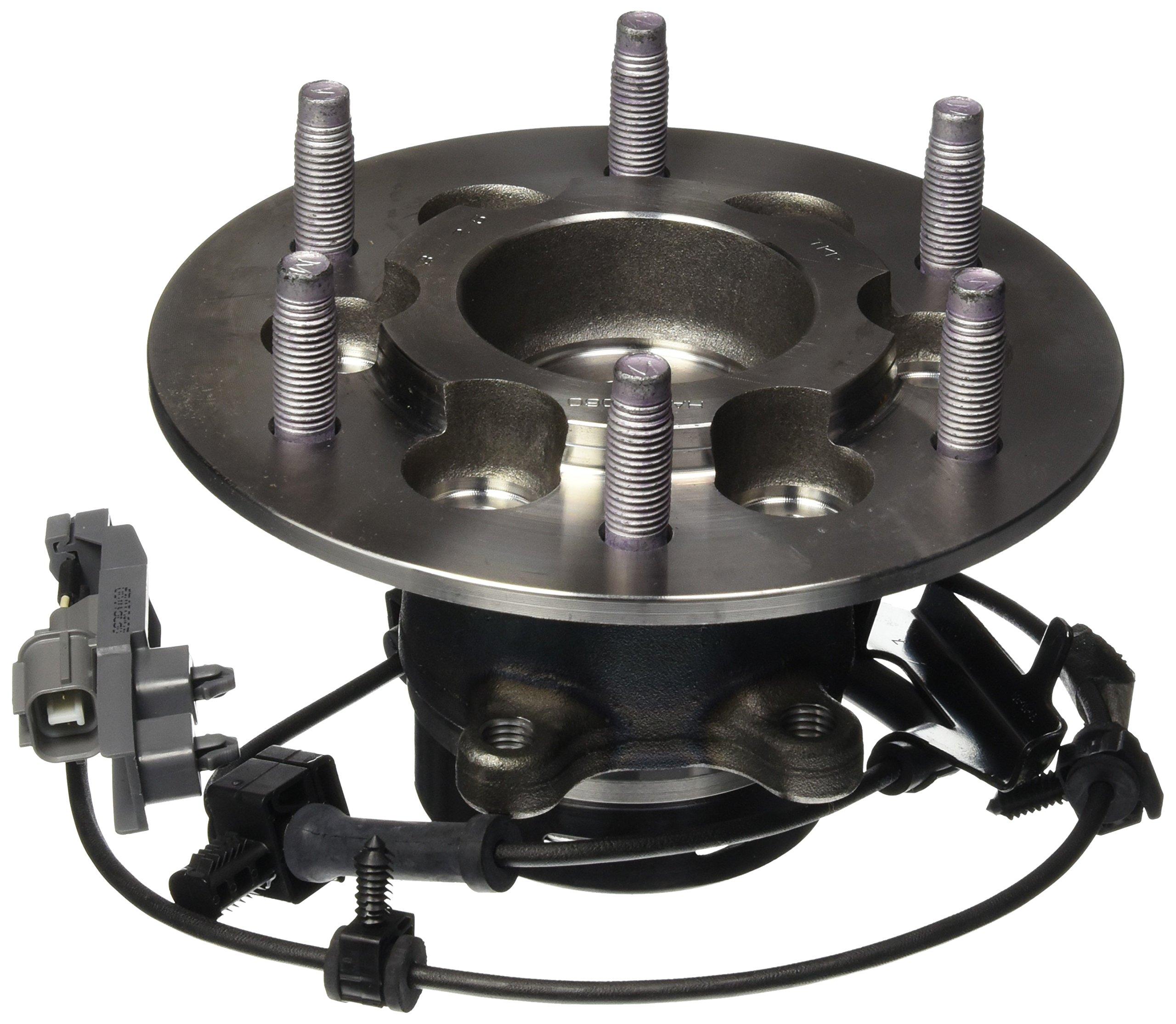 Timken HA590060 Axle Bearing and Hub Assembly