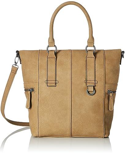 775b21224e94a s.Oliver (Bags) Shopper, Women s Top-Handle Bag, Beige (Sandstone ...
