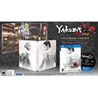 Yakuza Kiwami 2 - Steelbook Edition - PlayStation 4