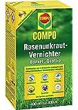 Compo Banvel® M, onkruidverdelger, ook tegen moeilijk te bestrijden onkruid in het gazon Banvel Quattro 400 ml transparant