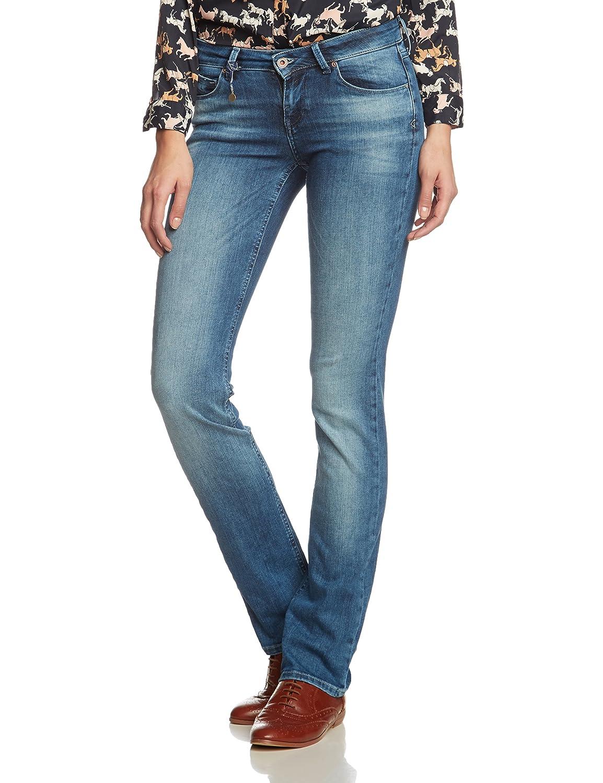 ONLY Women's Onllene Low Str Jeans Rime3414b Dnm Noos Jeans