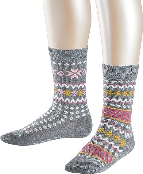 Esprit Nordic Calcetines (Pack de 2) para Niñas: Amazon.es: Ropa y ...