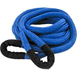 "Mibro DitchPig 447051 Kinetic Energy Vehicle Recovery Double Nylon Braided Rope with Tote Bag, 1/2"" x 20'"