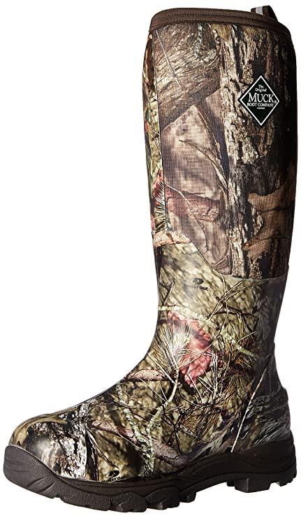 a8bd28aa7e8 Muck Woody Plus Rubber Scent-Masking Insulated Men's Hunting Boots ...