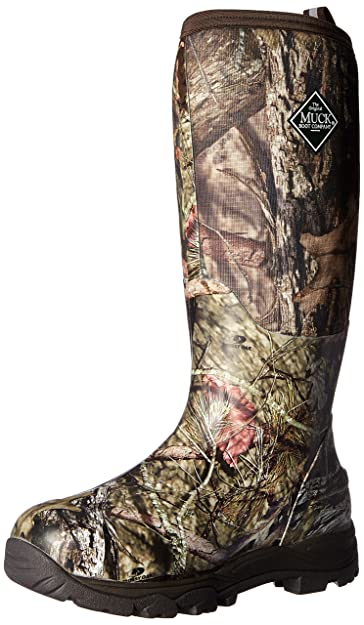 Muck Boot Men's Woody Plus Hunting Shoes, Mossy Oak, ...