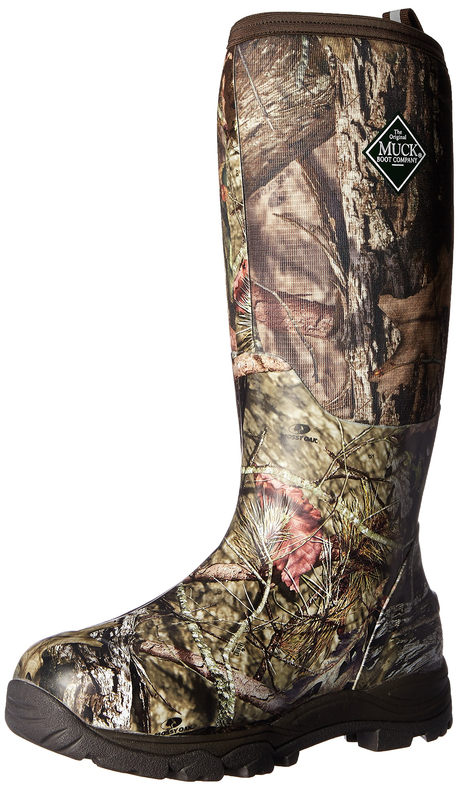 Muck Woody Plus Rubber Scent-Masking Insulated Men's Hunting Boots by Muck Boot